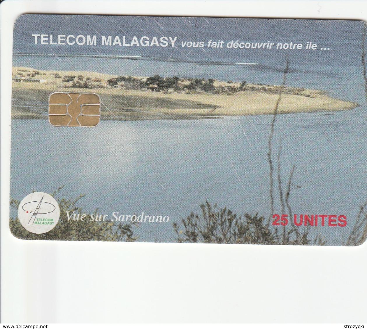 Madagascar - Vue Sur Sarodrano - Madagaskar