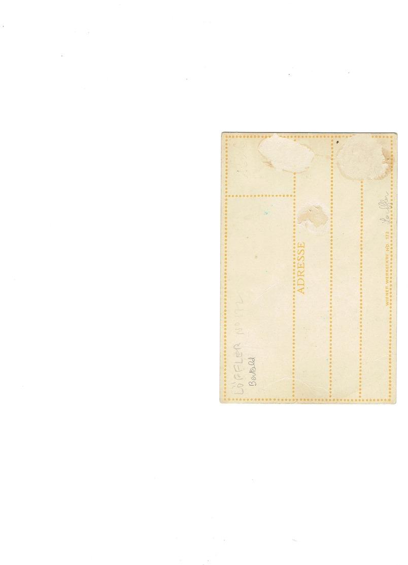 Bertold LOEFFLER - Wien 1908. Kaiser Huldigungs -Festzug. Wiener Werkstatte N°172.Carte Originale Non Circulée Voir Scan - Loeffler