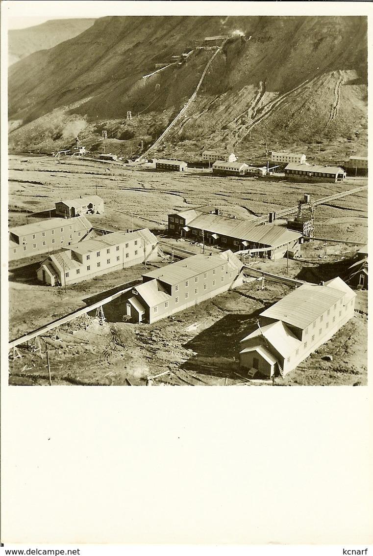 """CP De LONGYEARBYEN """" Svalbard """" - Norway"""