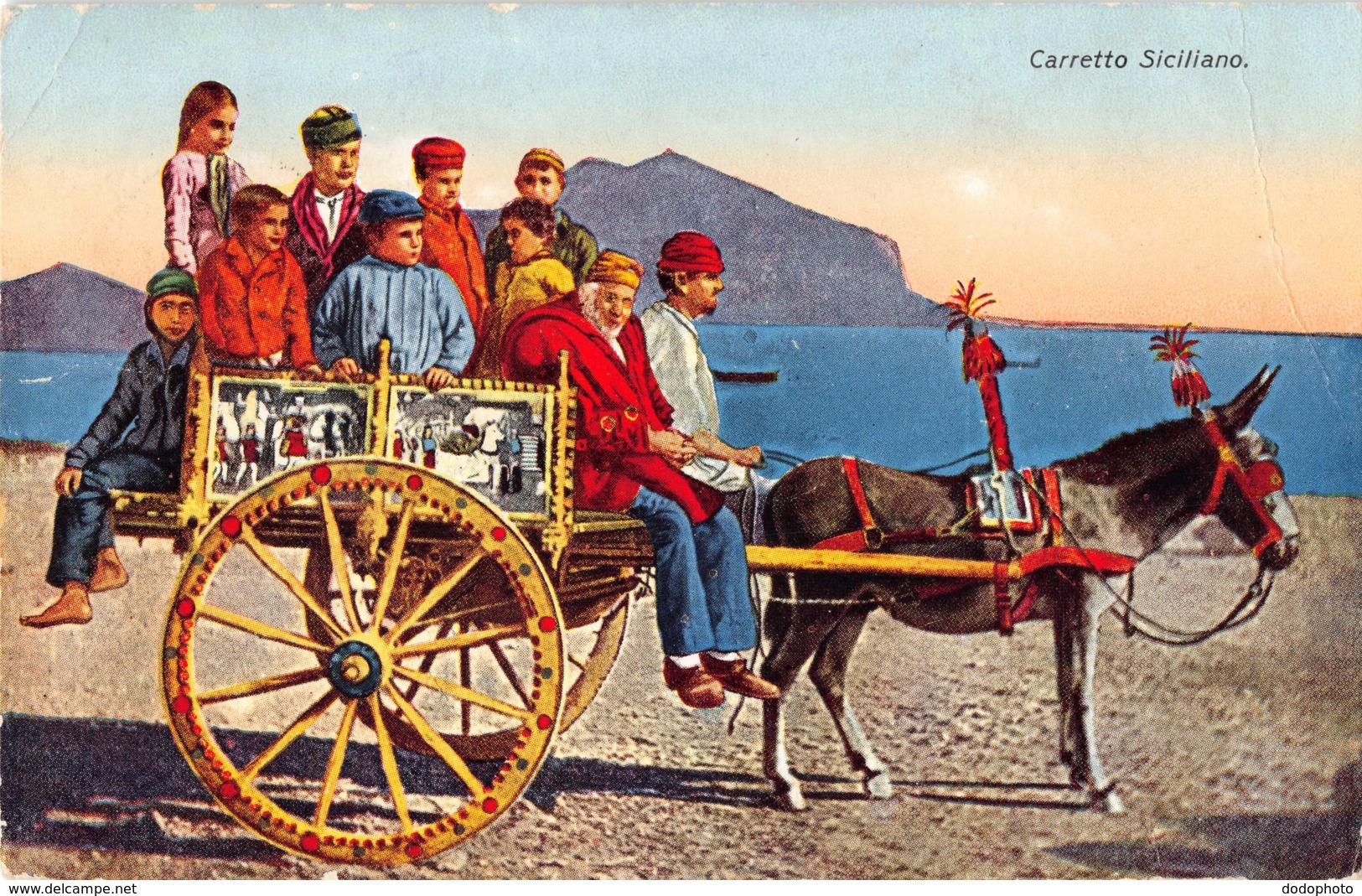 R176690 Carretto Siciliano. G. B. P - World