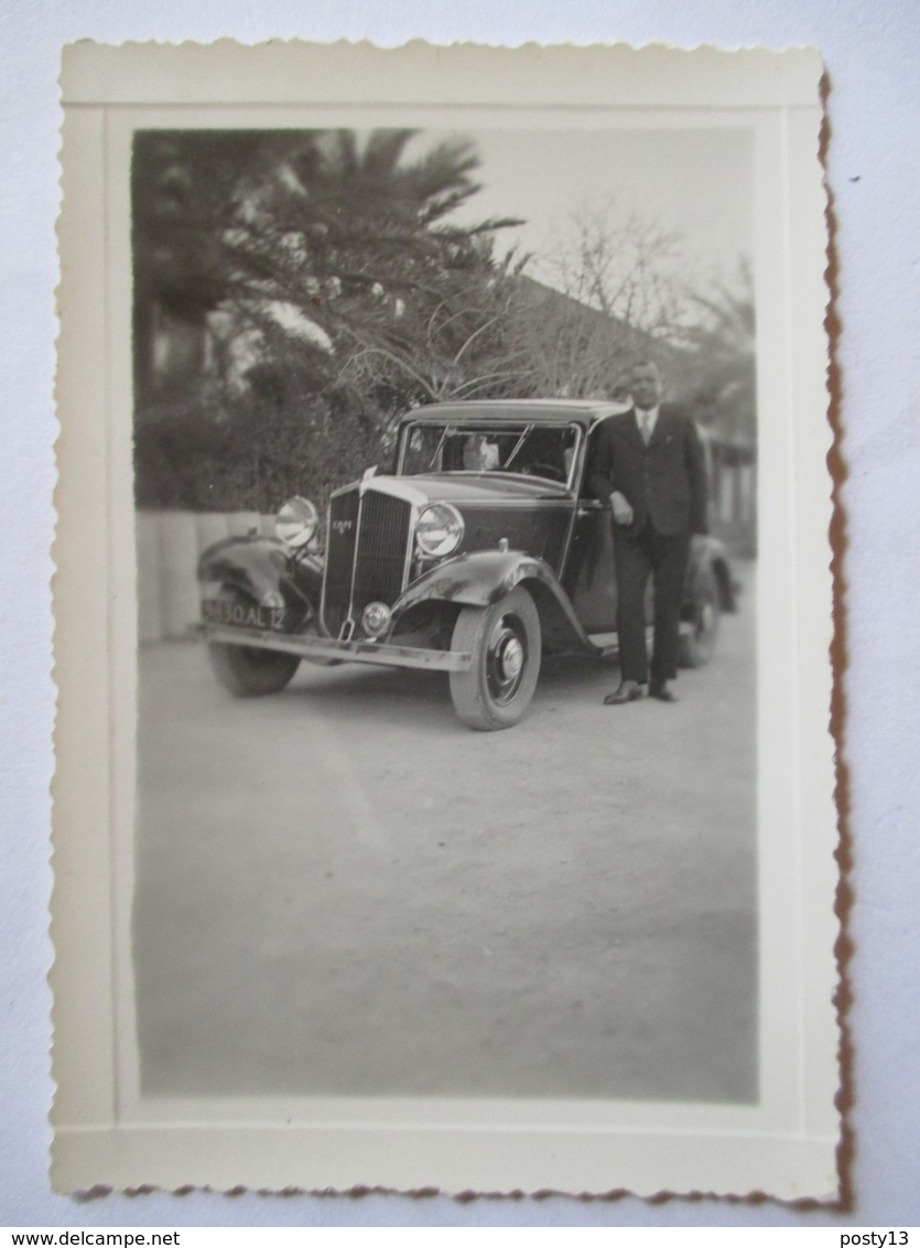 Photographie Automobile - Mathis Emy 4S (?) - 6,5 X 9,5 - TBE - Automobiles