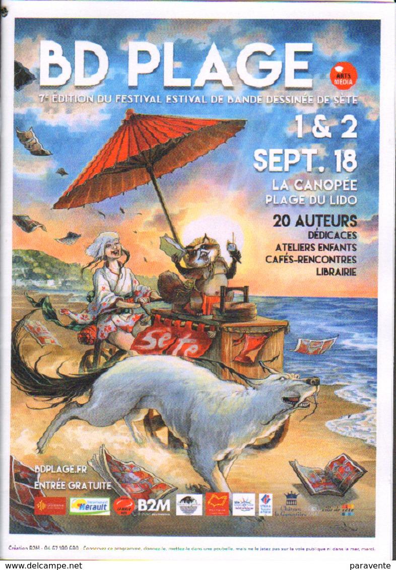 Programme Salon SETE 2018 Illustration De LUPATELLI ALESSANDRA BASTIDE BILEAU MARGERIN HUGO KRAEHN ... - Solomon Islands