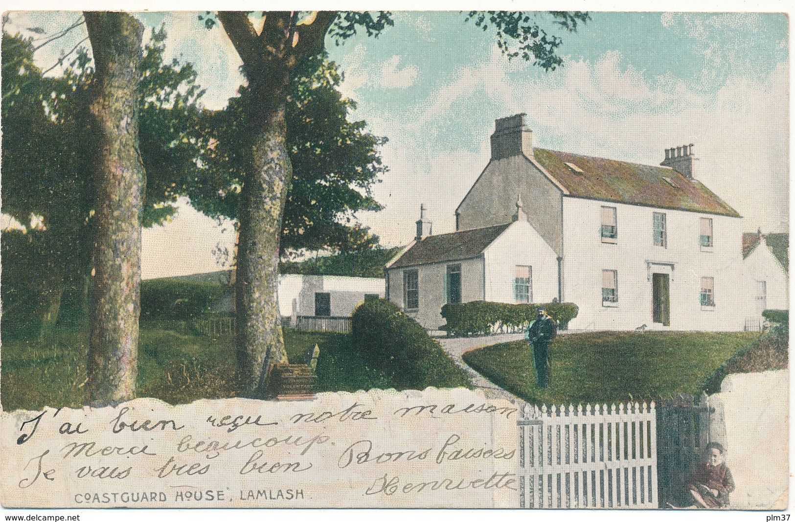 LAMLASH - Coastguard House - Ayrshire