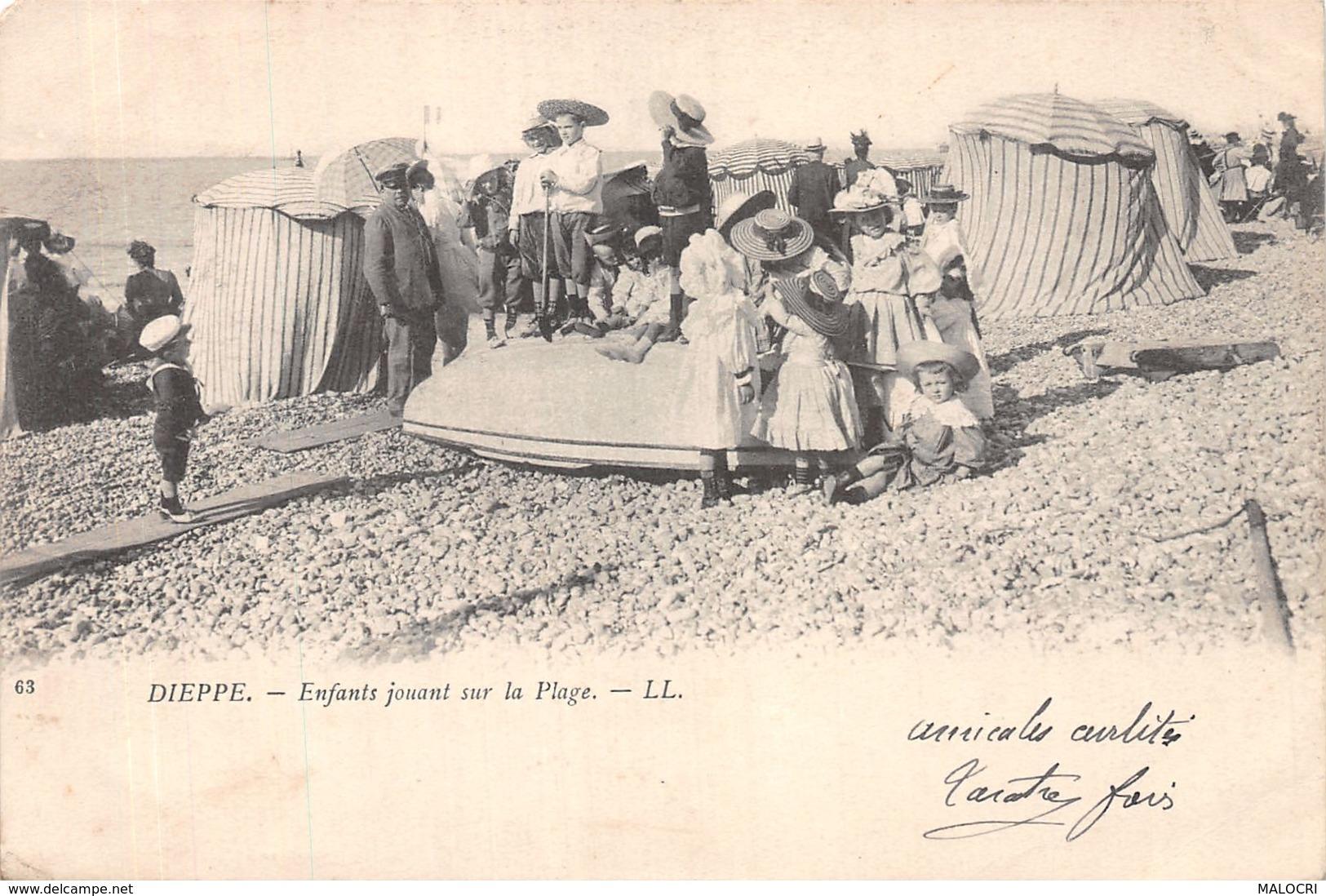 76-DIEPPE-N°1089-A/0239 - Dieppe