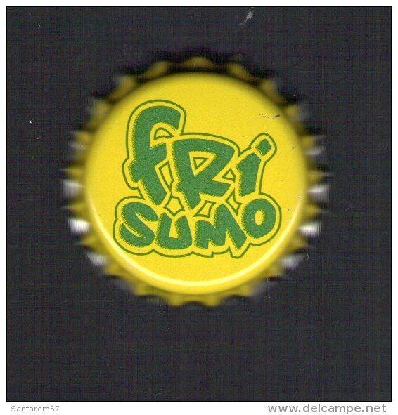 PORTUGAL Capsule Soda FRISUMO Ananas Neuve Jamais Utilisée - Soda