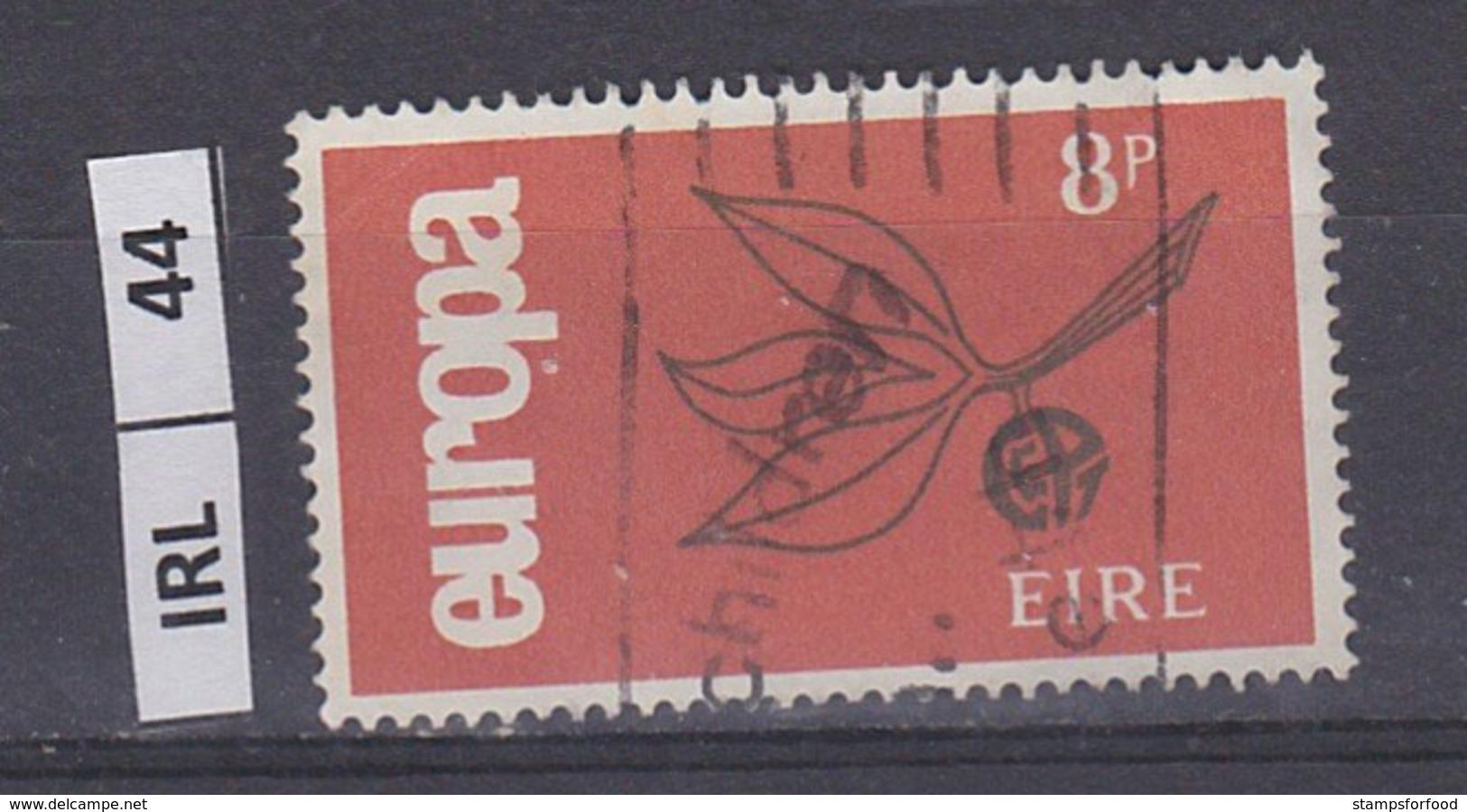 IRLANDA   1965Europa  8 Usato - Usati