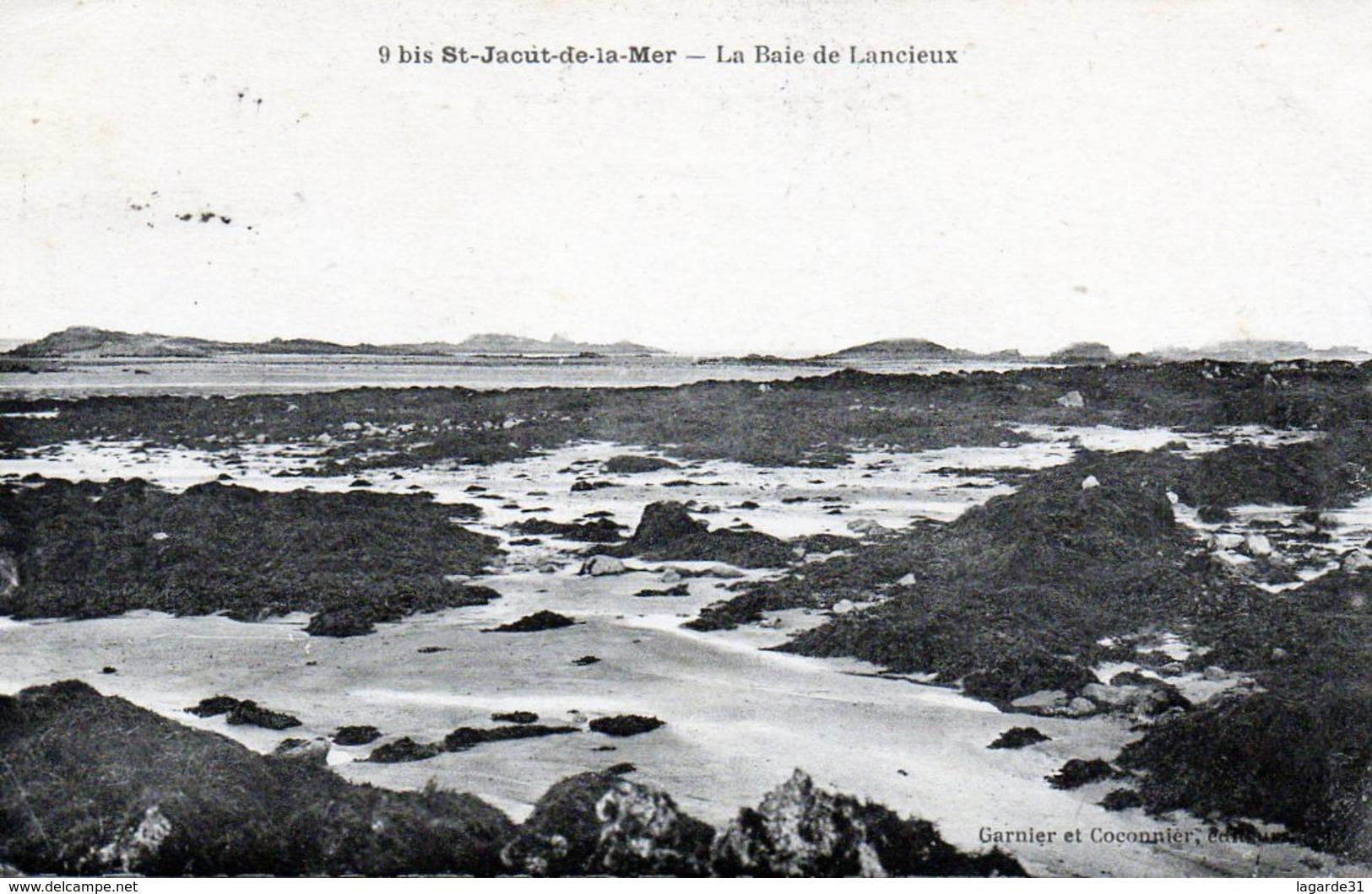 22 - SAINT-JACUT-DE-LA-MER.La Baie De Lancieux - Saint-Jacut-de-la-Mer