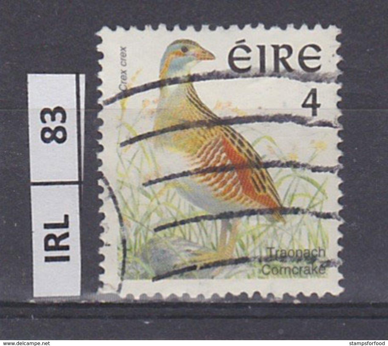 IRLANDA    1997Uccelli 4  Usato - 1949-... Repubblica D'Irlanda