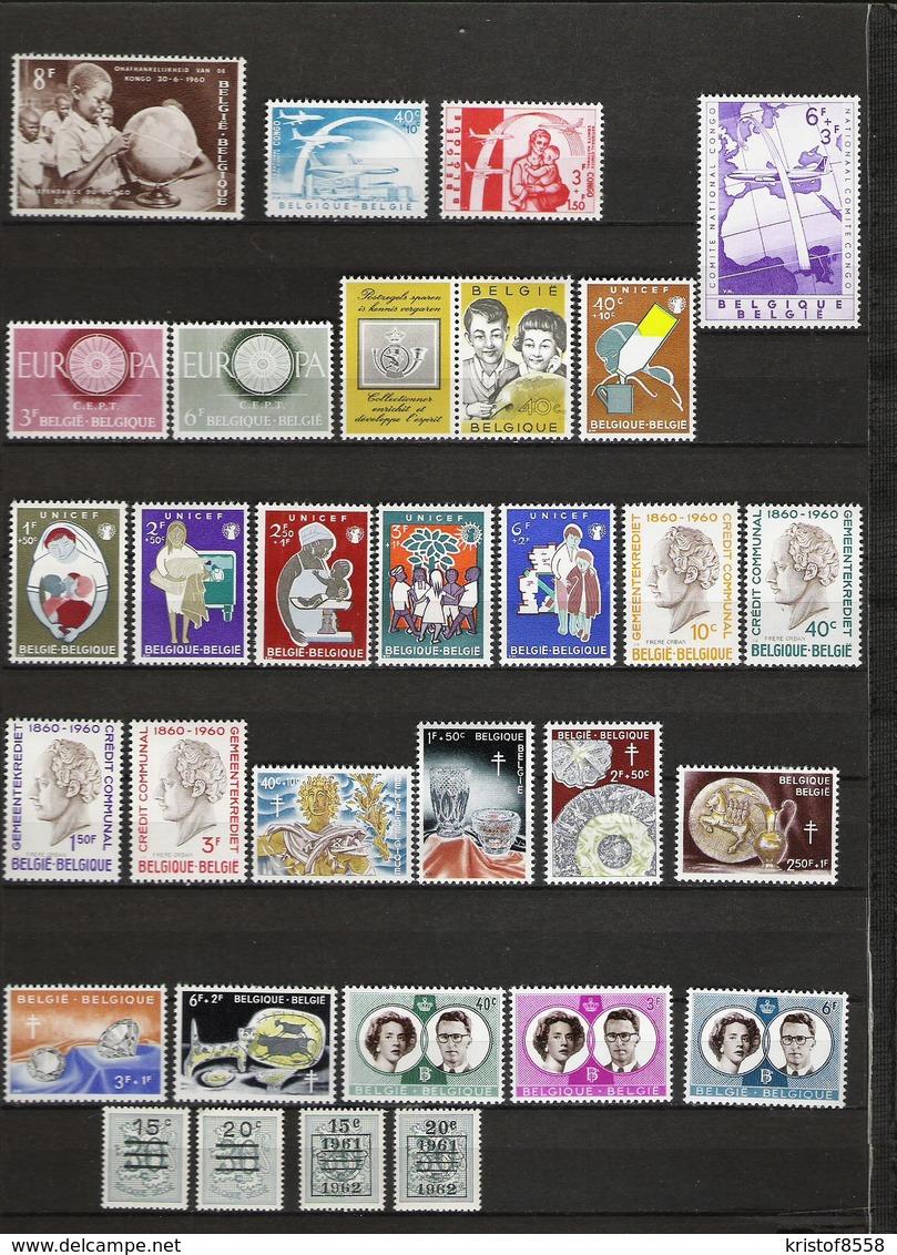 [2802]  Jaar 1960 ** Postfris - Unused Stamps