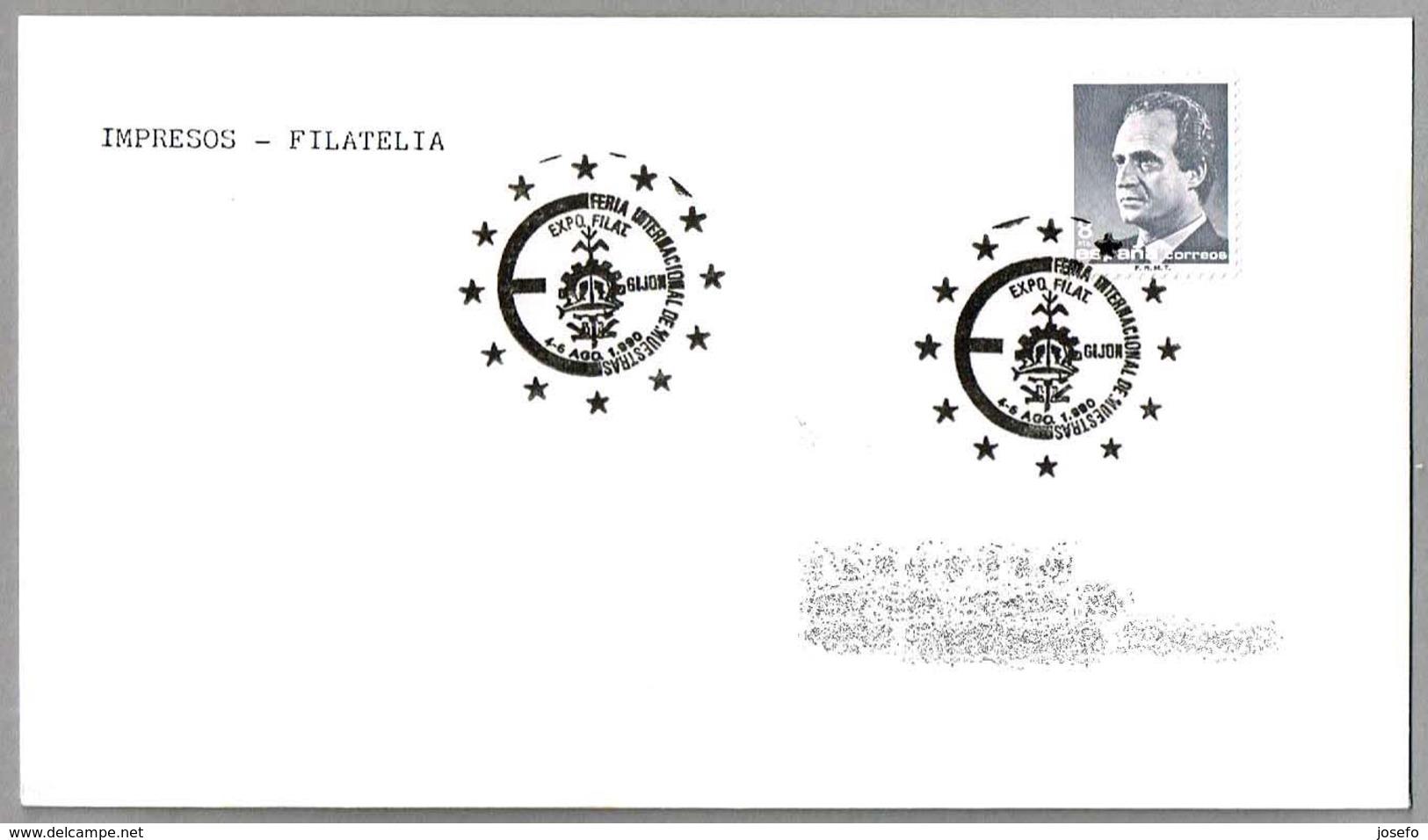 FERIA INTERNACIONAL DE MUESTRAS. Gijon, Asturias, 1990 - 1931-Hoy: 2ª República - ... Juan Carlos I