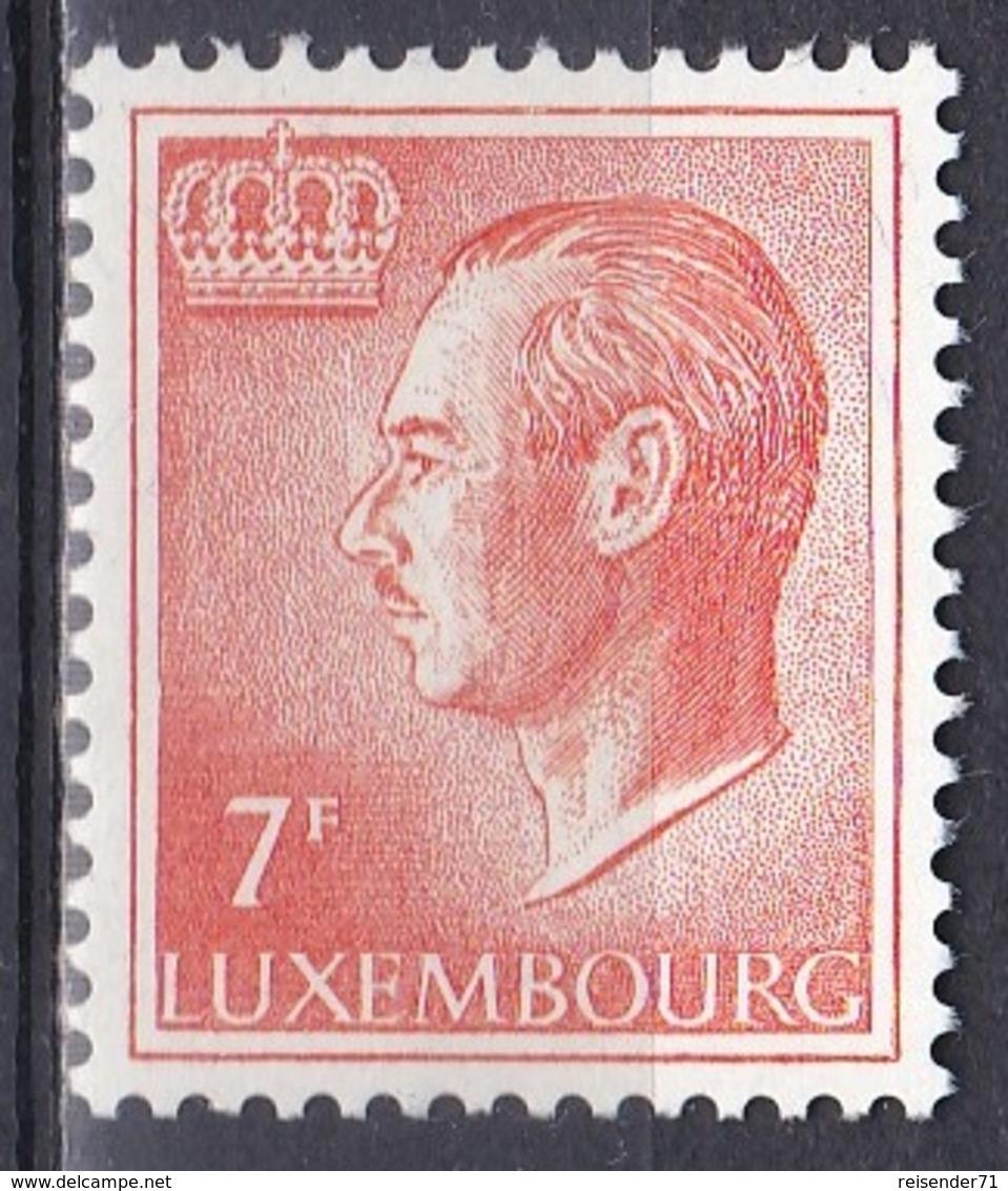 Luxemburg Luxembourg 1983 Geschichte History Persönlichkeiten Herrscher Herzöge Duke Großherzog Jean, Mi. 1080 ** - Ungebraucht