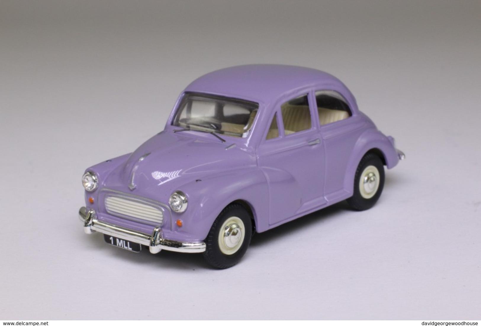 Millionth Morris Minor 1000. - Cars & 4-wheels