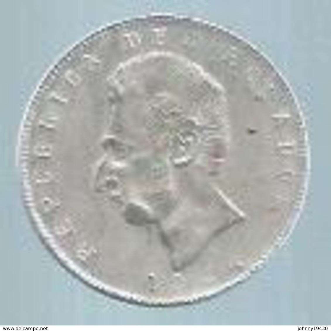 25 CINCO SUCRES - 1944 ( EQUATEUR )  PIECE ARGENT - 18 Grammes - Diamètre 3,8 Cm - Equateur