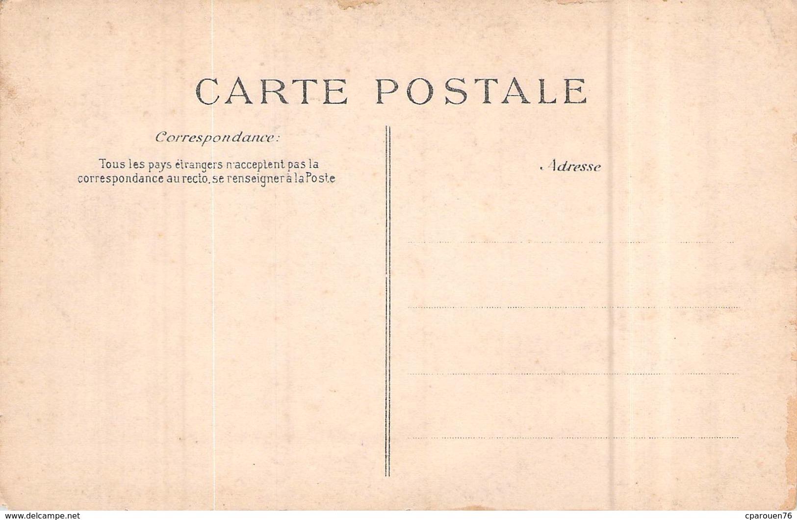 C P A 92] Hauts De Seine > Issy Les Moulineaux Mai 1911 Aviation L'appareil Védrines Qui A Capoté  Carte Animée - Issy Les Moulineaux