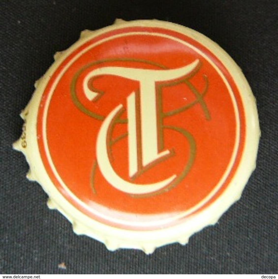 (db-076) Netherlands - Pays-Bas  -  Nederland   Capsule  Trappist  La Trappe Tripel - Bière
