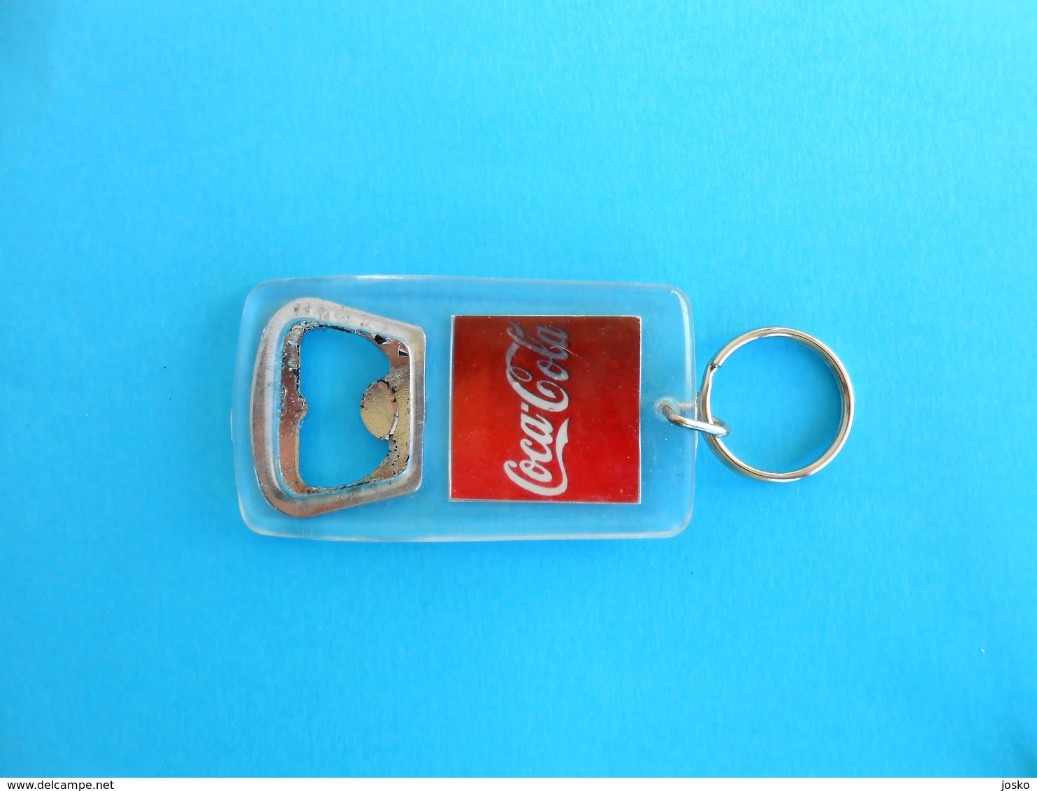 COCA-COLA ... Bottle Opener - Keychain - Ouvre-bouteilles & Tire-bouchons