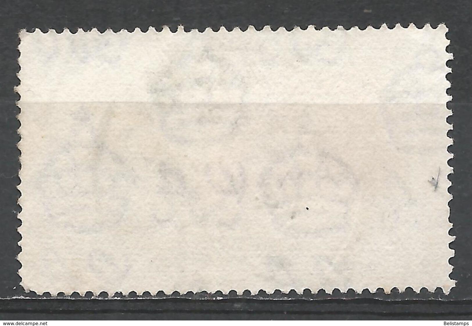 Kenya, Uganda & Tanzania 1935. Scott #43 (U) Windsor Castle And King George V * - Kenya, Uganda & Tanganyika
