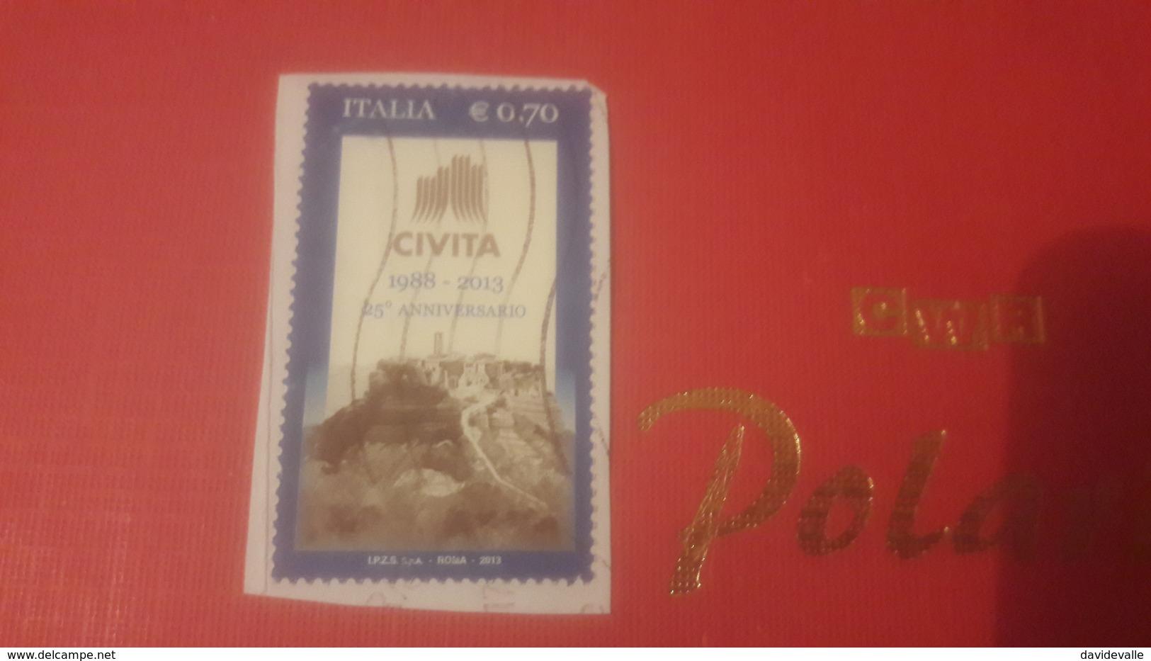 2013 Anniversario Associazione Civita - 2011-...: Usati