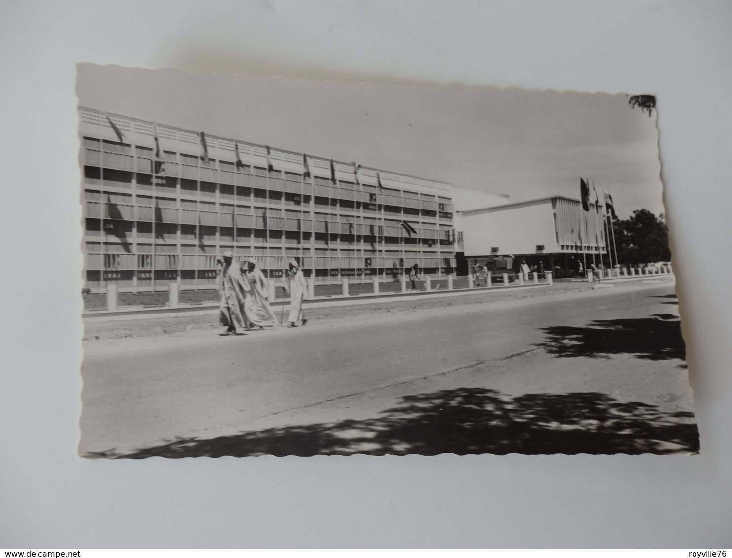 Fort-Lamy, Le Centre Administratif. - Tchad
