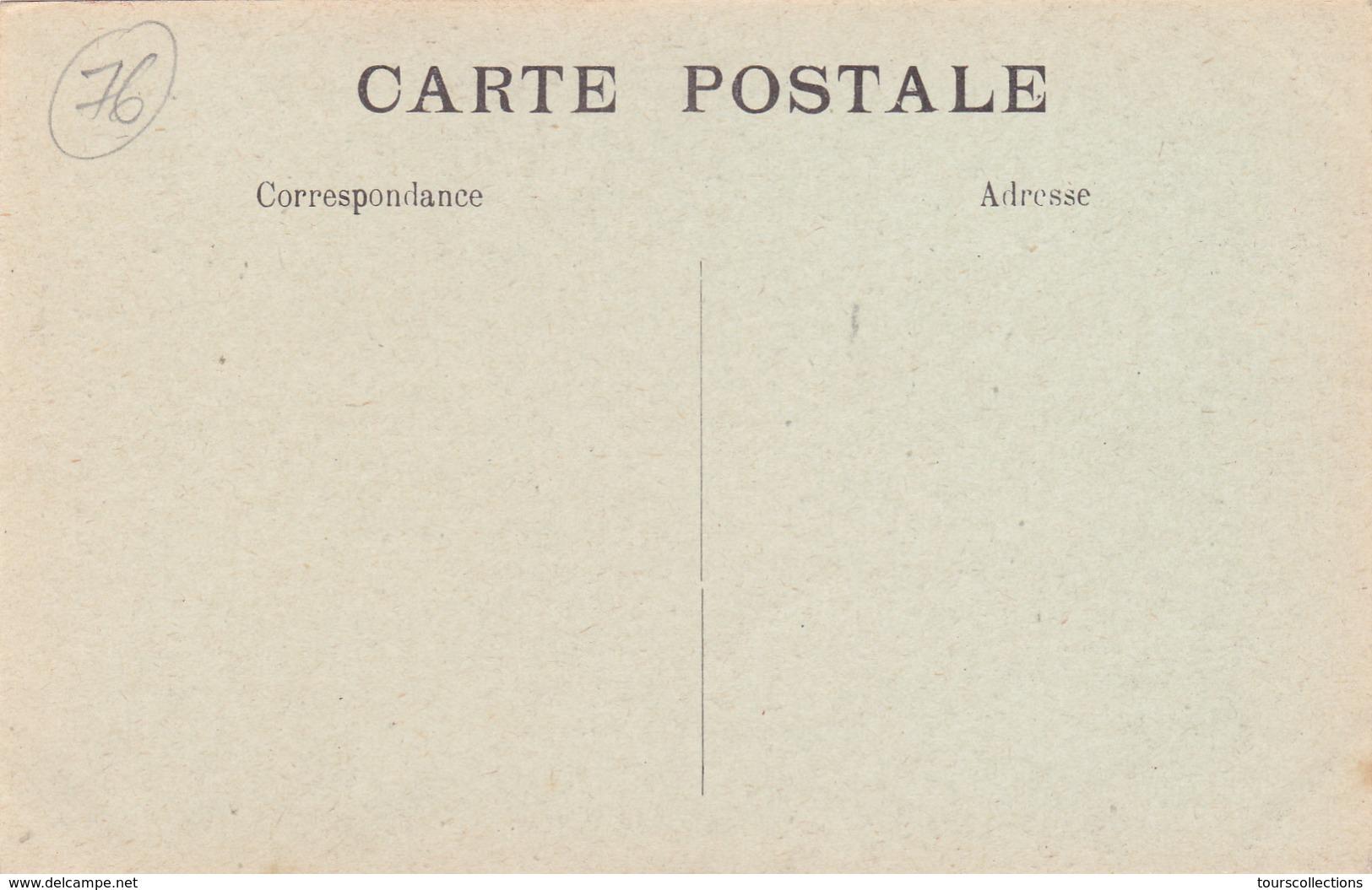 CPA 76 @ MOTTEVILLE - Une Avenue @ Edition Delamare Cliché Bourdain - France