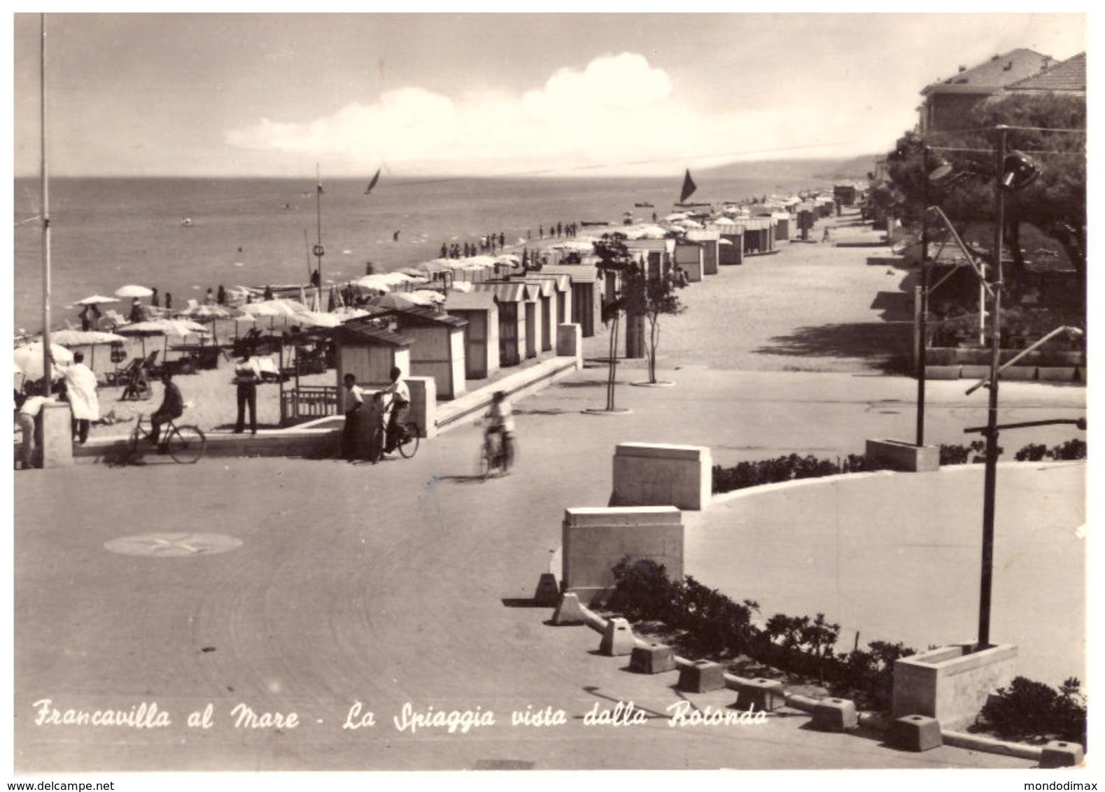 1956 FRANCAVILLA AL MARE (CHIETI) --- Q2021 - Chieti