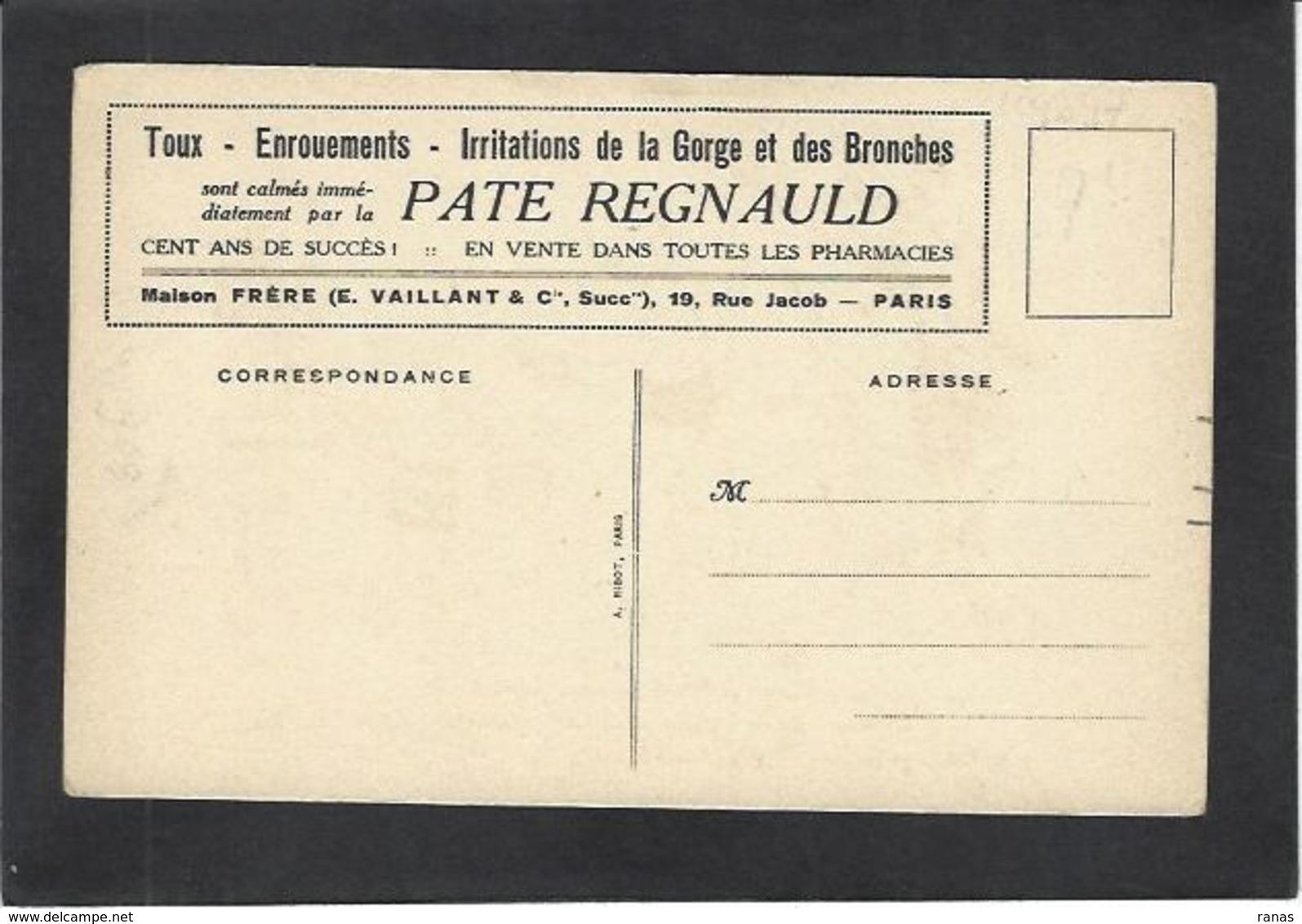 CPA Poulbot Publicité Publicitaire Réclame Pate Regnauld Non Circulé - Poulbot, F.