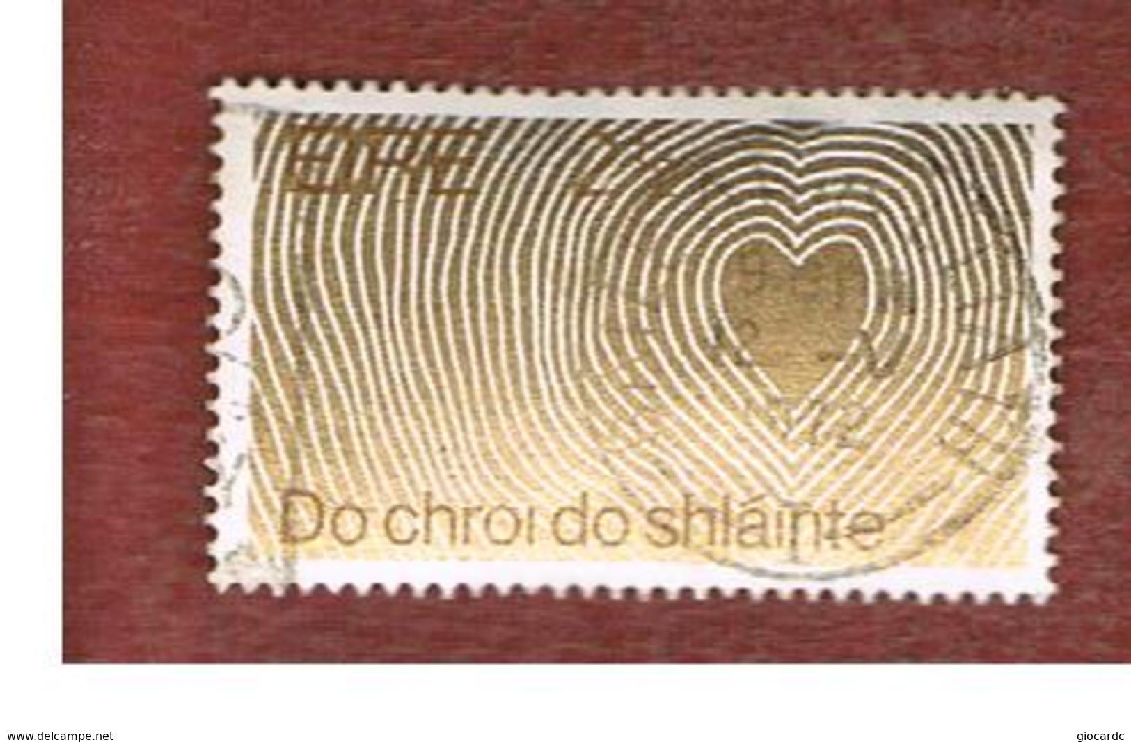 IRLANDA (IRELAND) -  SG 311  -    1972 WORLD HEALTH DAY   - USED - Usati