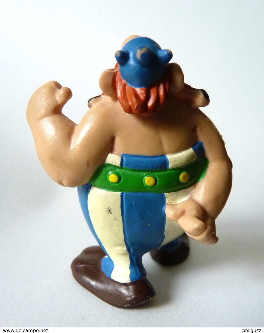 FIGURINE ASTERIX - OBELIX BULLY 1974 (2) - Asterix & Obelix