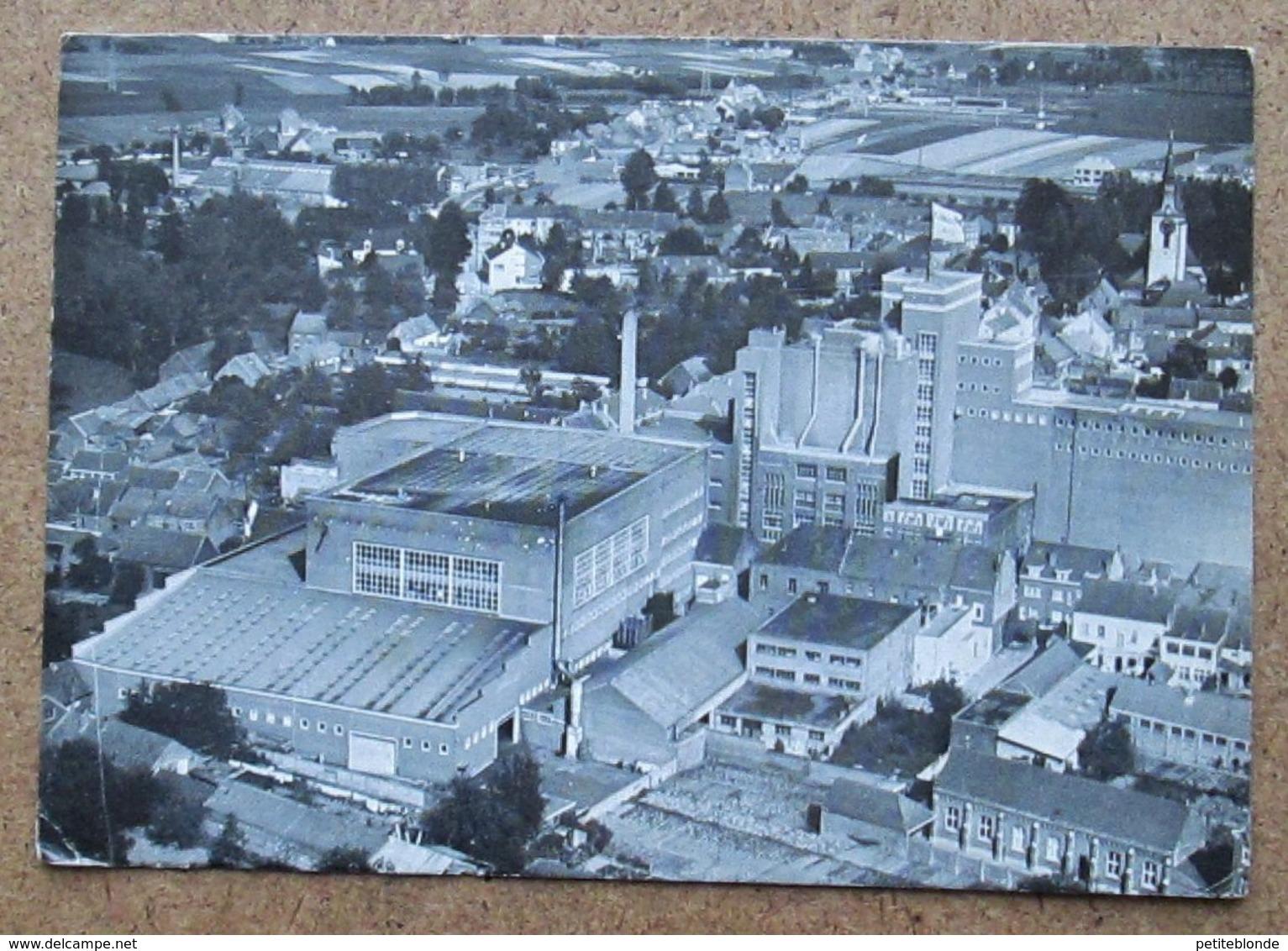 (K148) - Luchtfoto Van De Brouwerij Martinas - Foto Poncin, Brussel - Merchtem