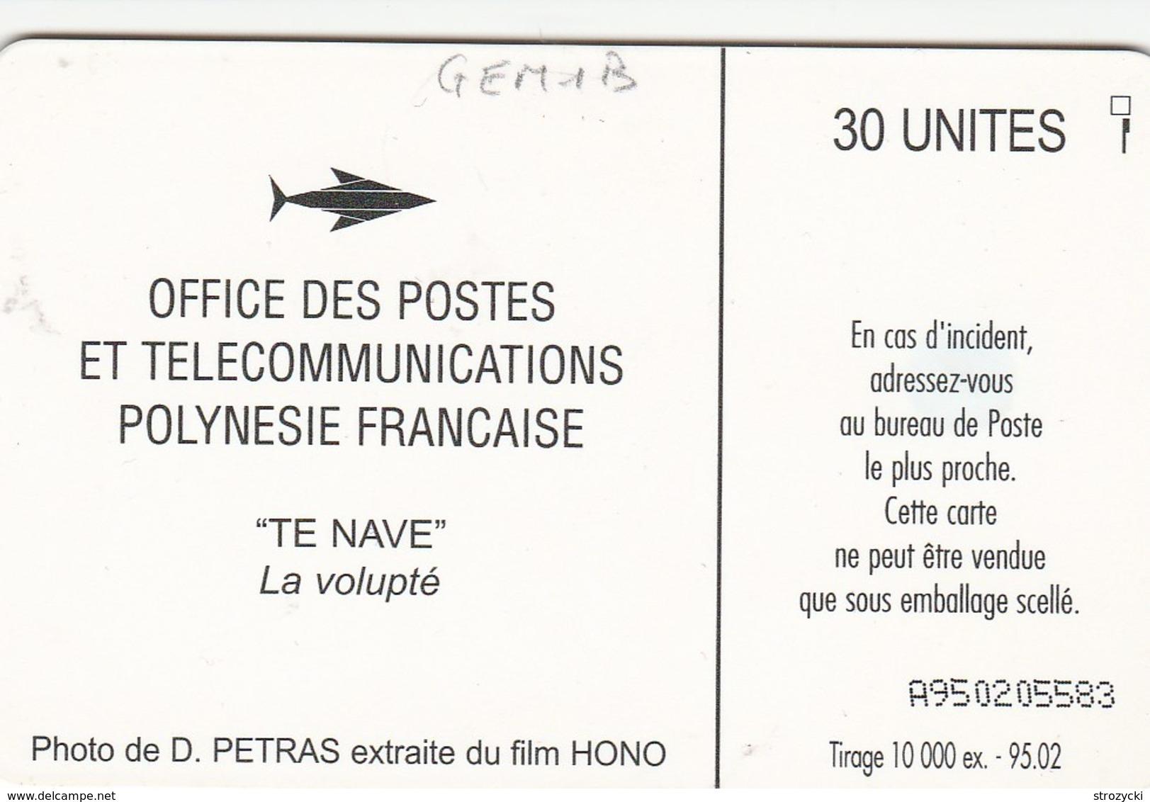 French Polynesia - Te Nave - La Volupté - FP032 - French Polynesia