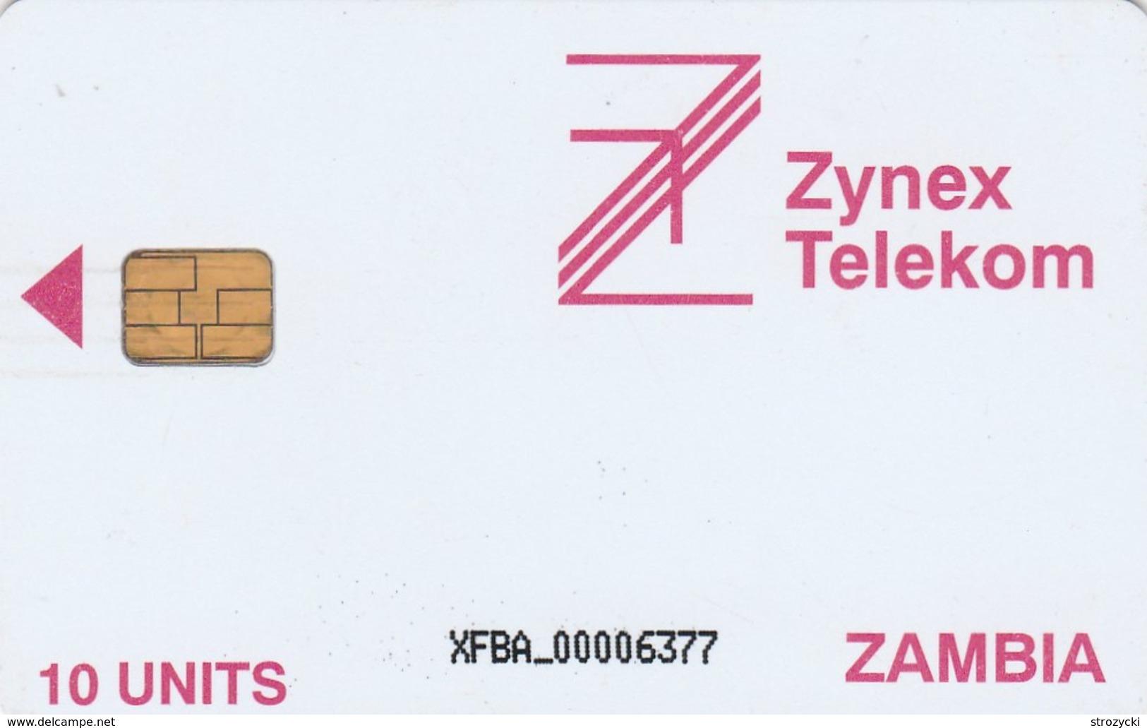 Zambia - Zynex Logo 10 - XFBA - Zambia