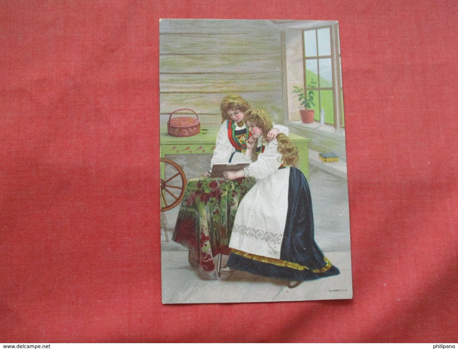 Costumes  2 Females    Ref 3199 - Europe