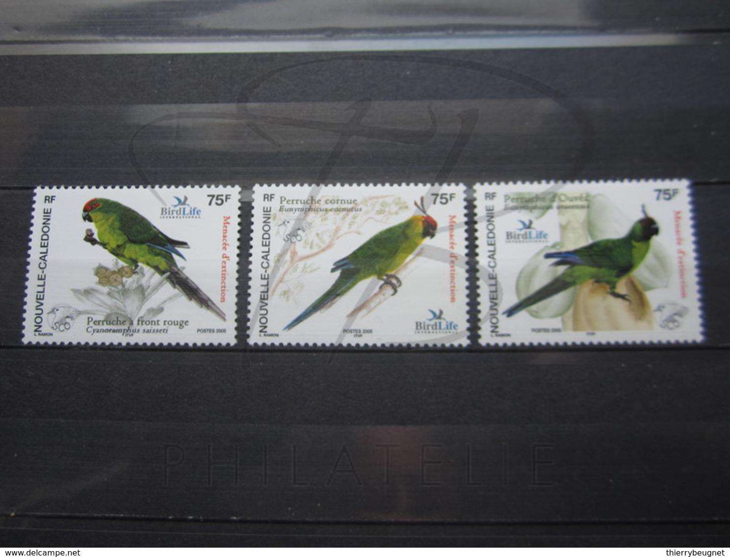 VEND BEAUX TIMBRES DE NOUVELLE-CALEDONIE N° 948 - 950 , XX !!! (b) - Nueva Caledonia