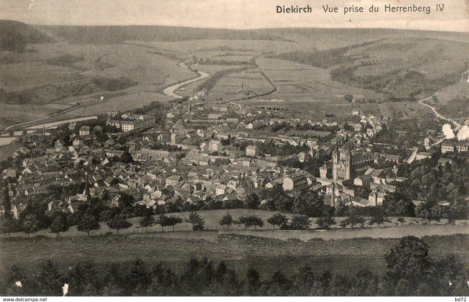 DIEKIRCH ( Luxembourg ) - Diekirch