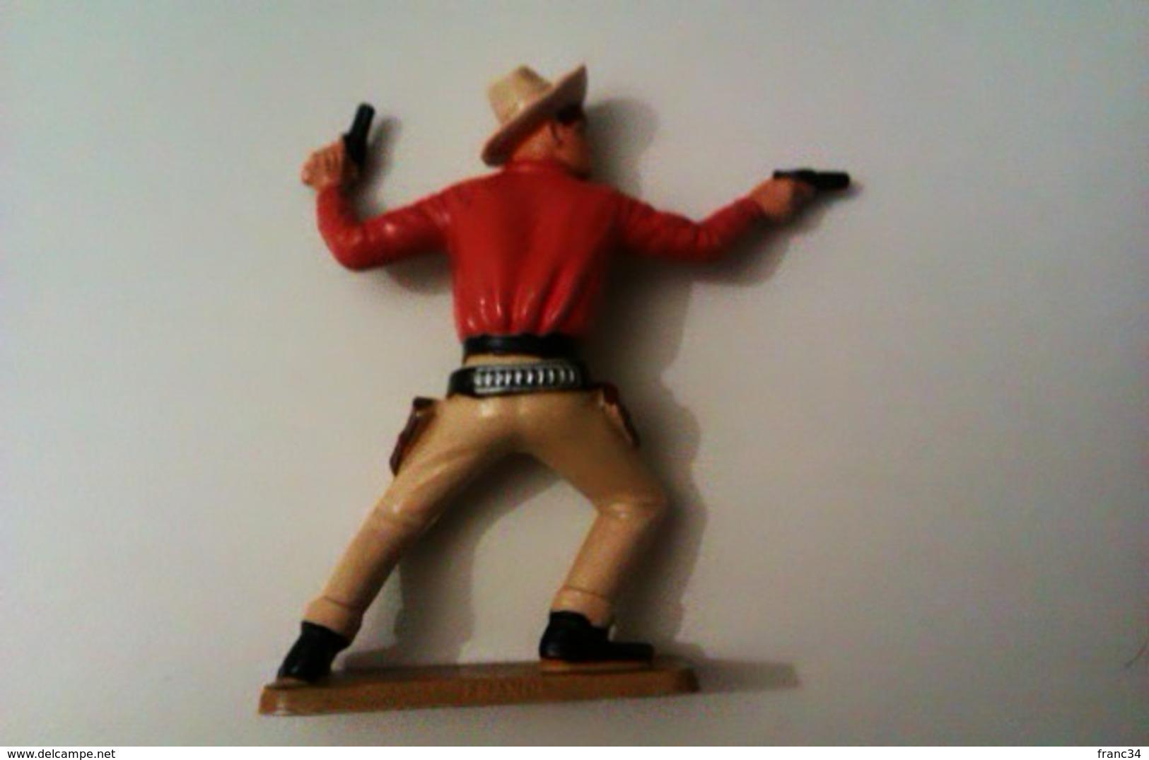 3 Figurines  Marque Starlux - Other