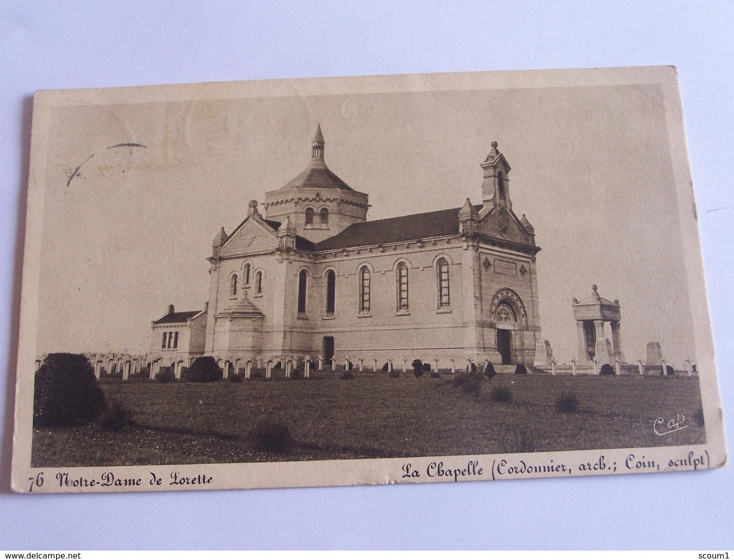 La Chapelle - Notre Dame De Lorette - Other Municipalities