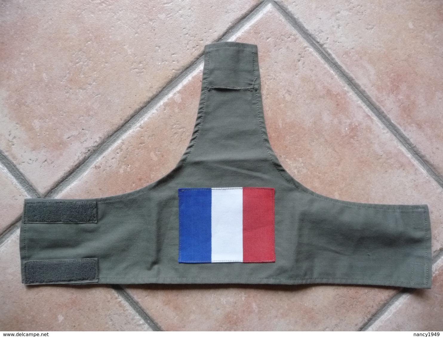épaulière Forces Armées Françaises - Equipement