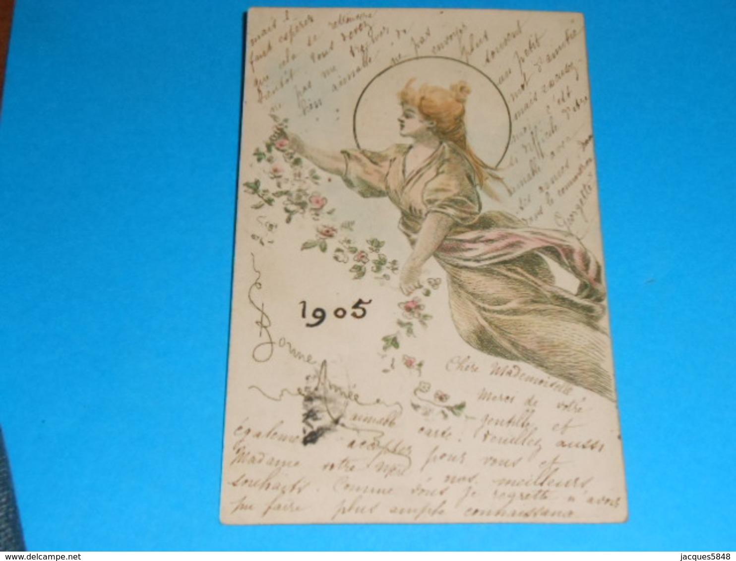 Illustrateurs ) Style Mucha : Année 1905 - EDIT : - 1900-1949