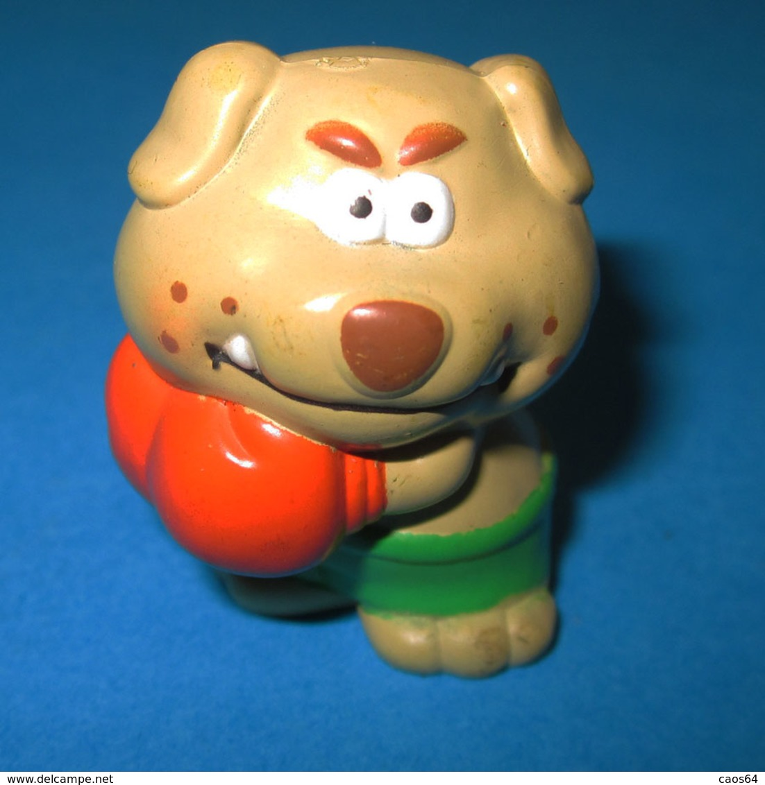 PARMALAT GLI ANIMATTI ROCKY DOG - Kinder & Diddl