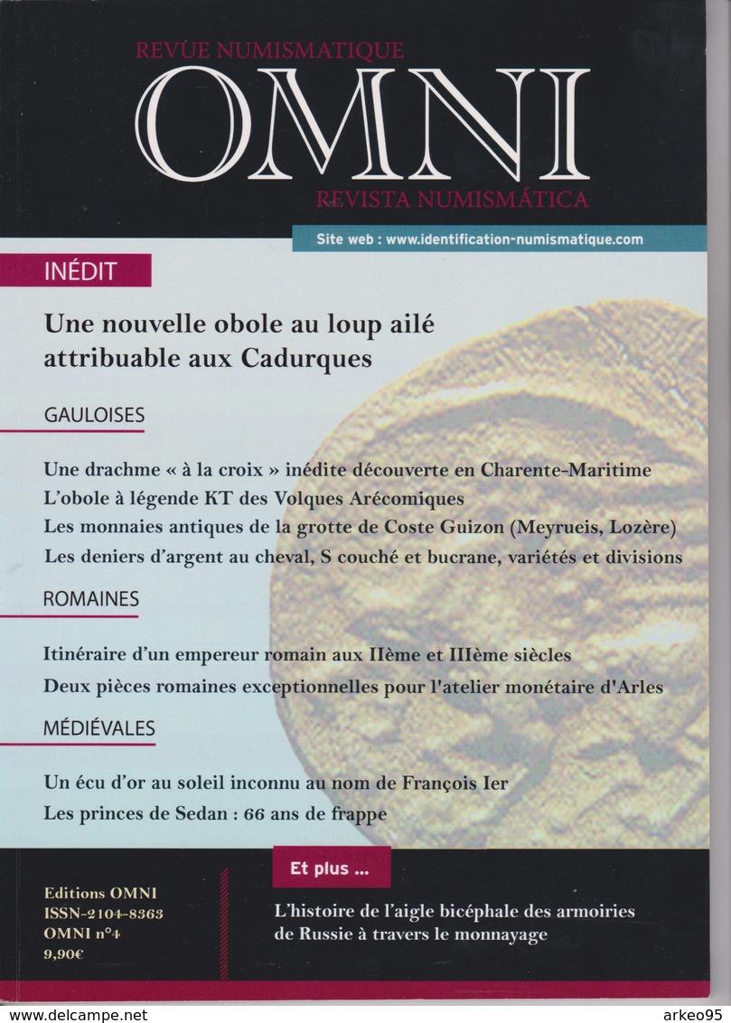 Revue OMNI N°4, Articles En Français Et En Espagnol, 2012 - Livres & Logiciels