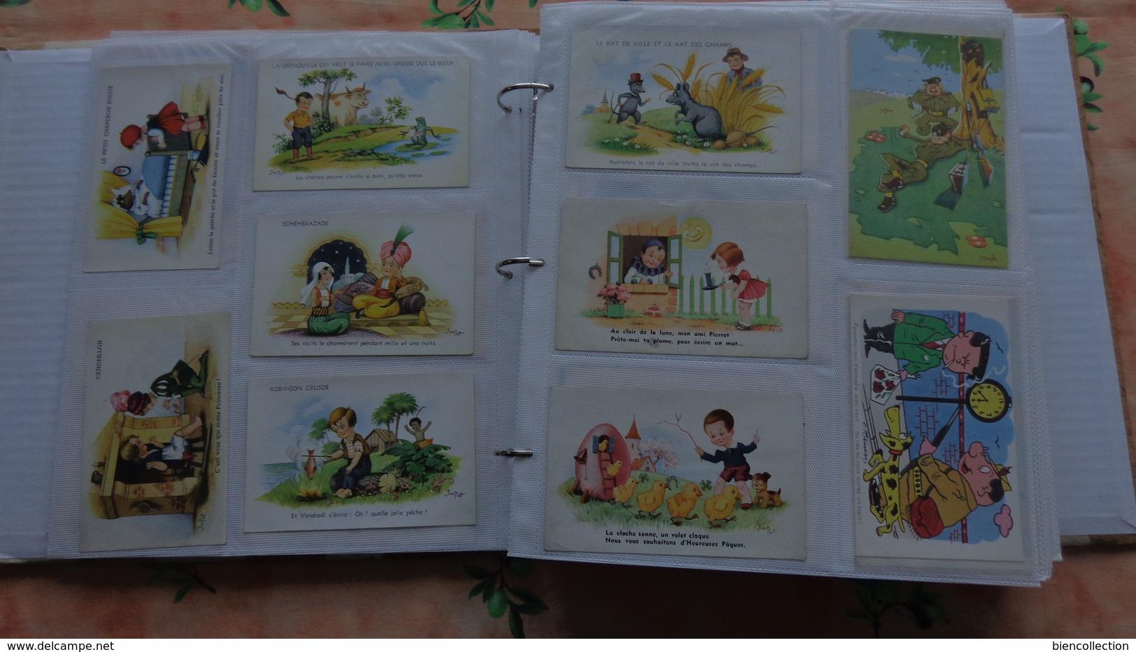 """400 Cartes Humoristiques """"nus,militaire, Scaphandrier""""; Pichard, Alexandre,Jia Patt, Meunier, Ko, Lassalvy, Gondot, - Cartes Postales"""