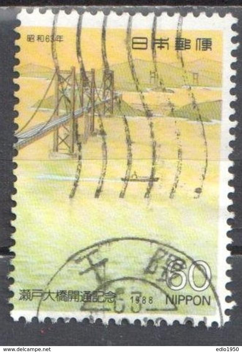 Japan 1988 - Mi.1781 - Used - 1926-89 Emperor Hirohito (Showa Era)