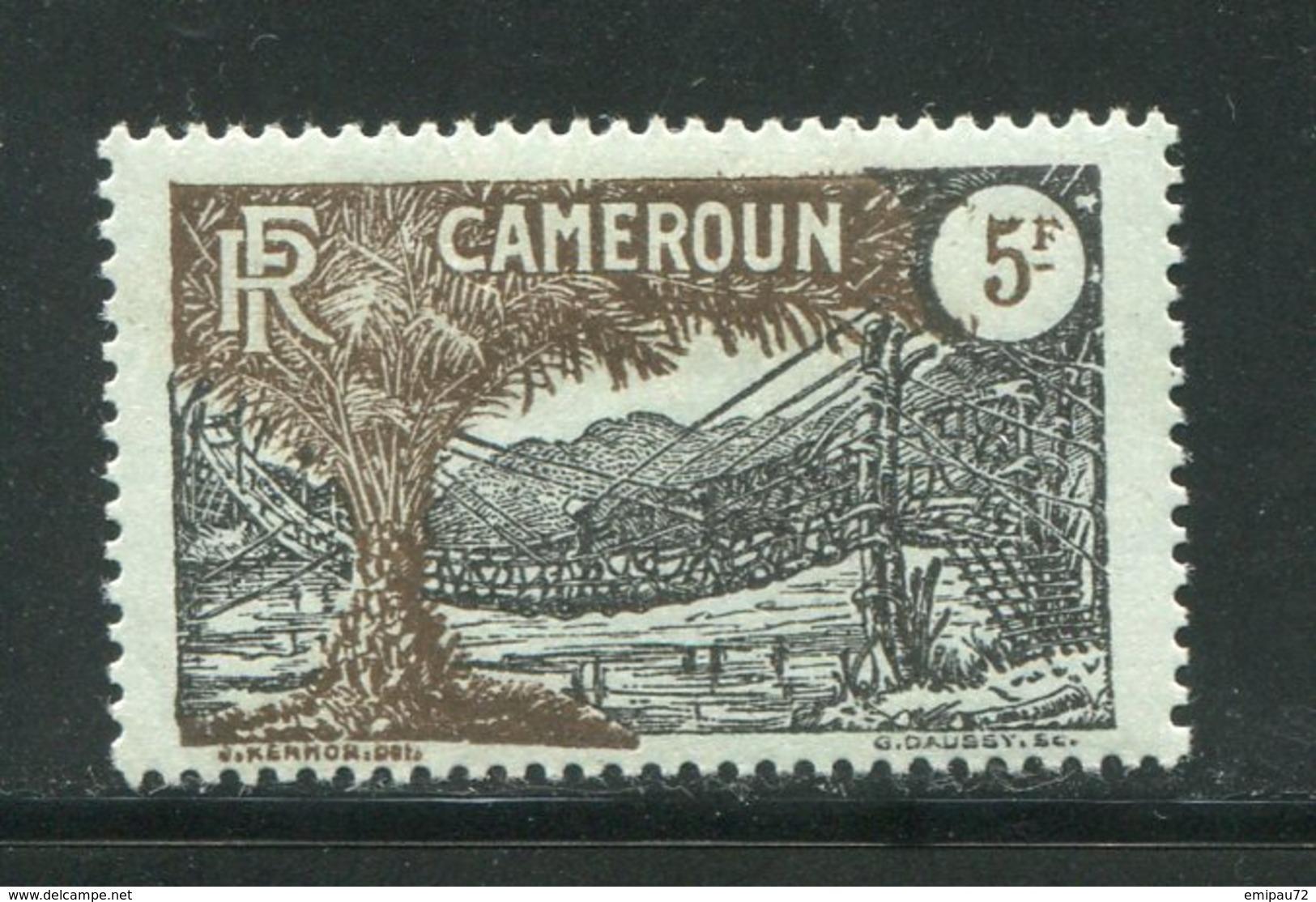 CAMEROUN- Y&T N°130- Neuf Avec Charnière * - Nuevos