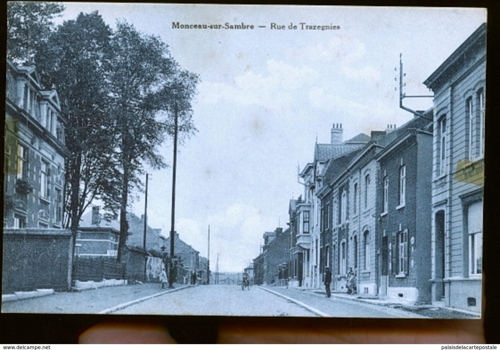 MONCEAU SUR SAMBRE - Belgique