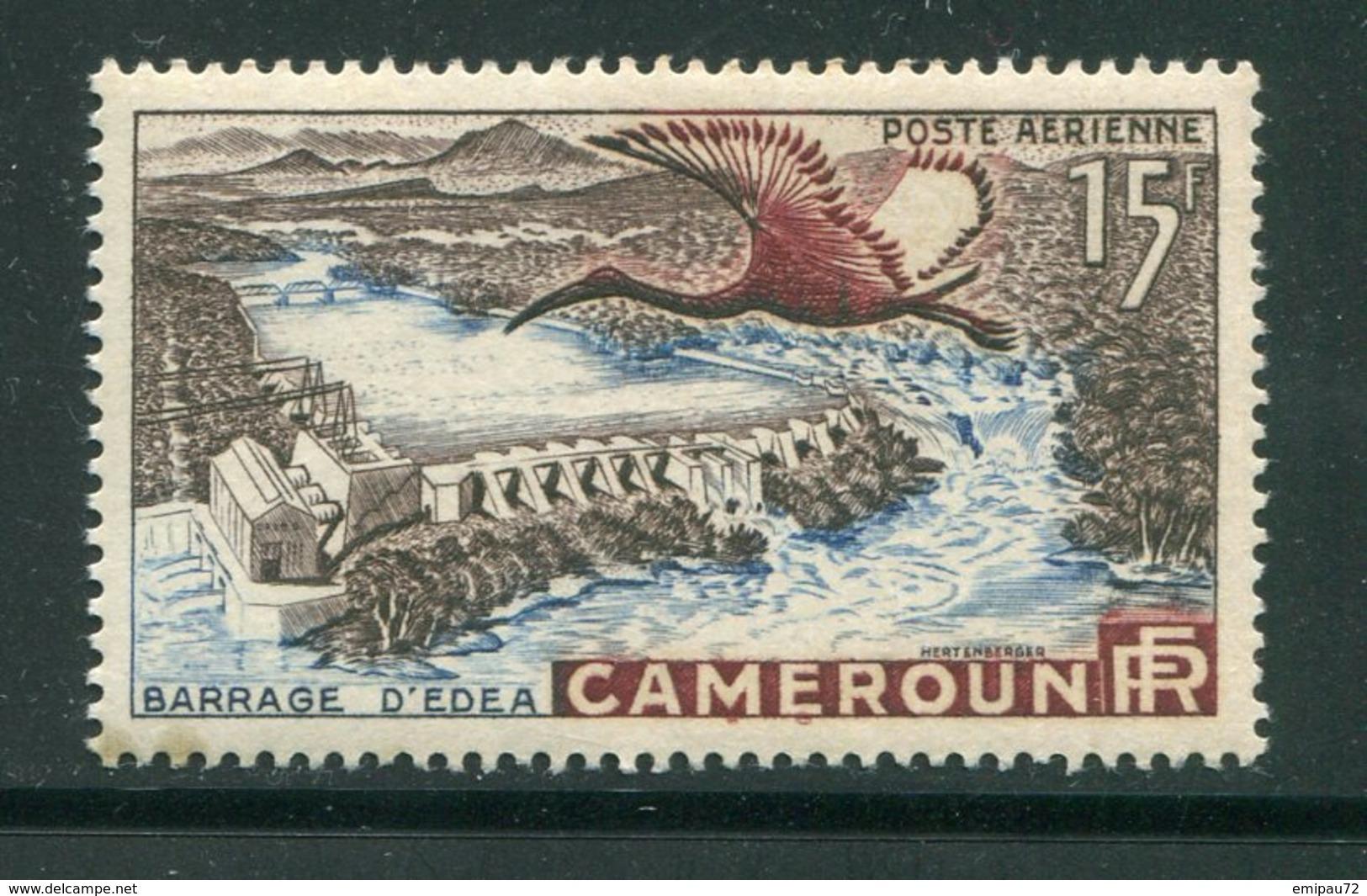 CAMEROUN- P.A Y&T N°43- Neuf Sans Charnière ** - Aéreo