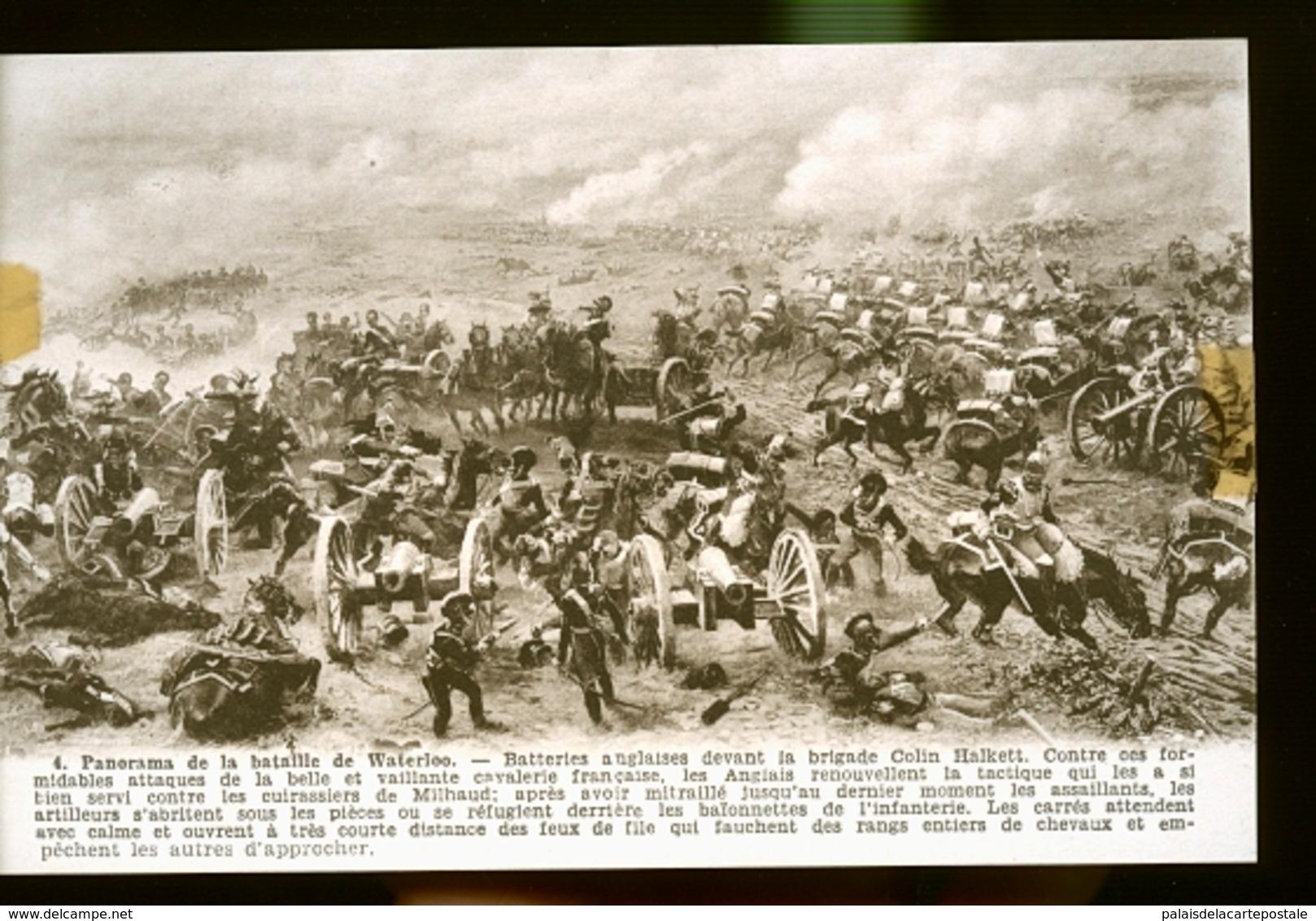 WATERLOO NAPOLEON - Waterloo