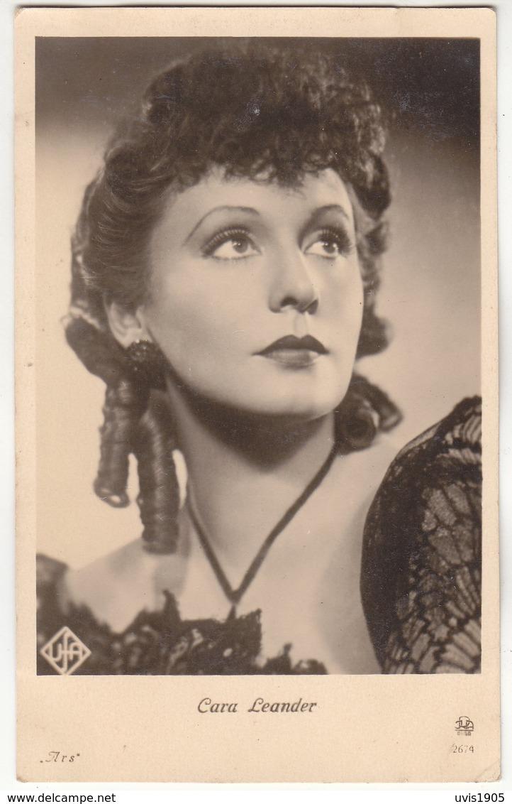 Zarah Leander.Latvian Edition Nr.2674 - Schauspieler