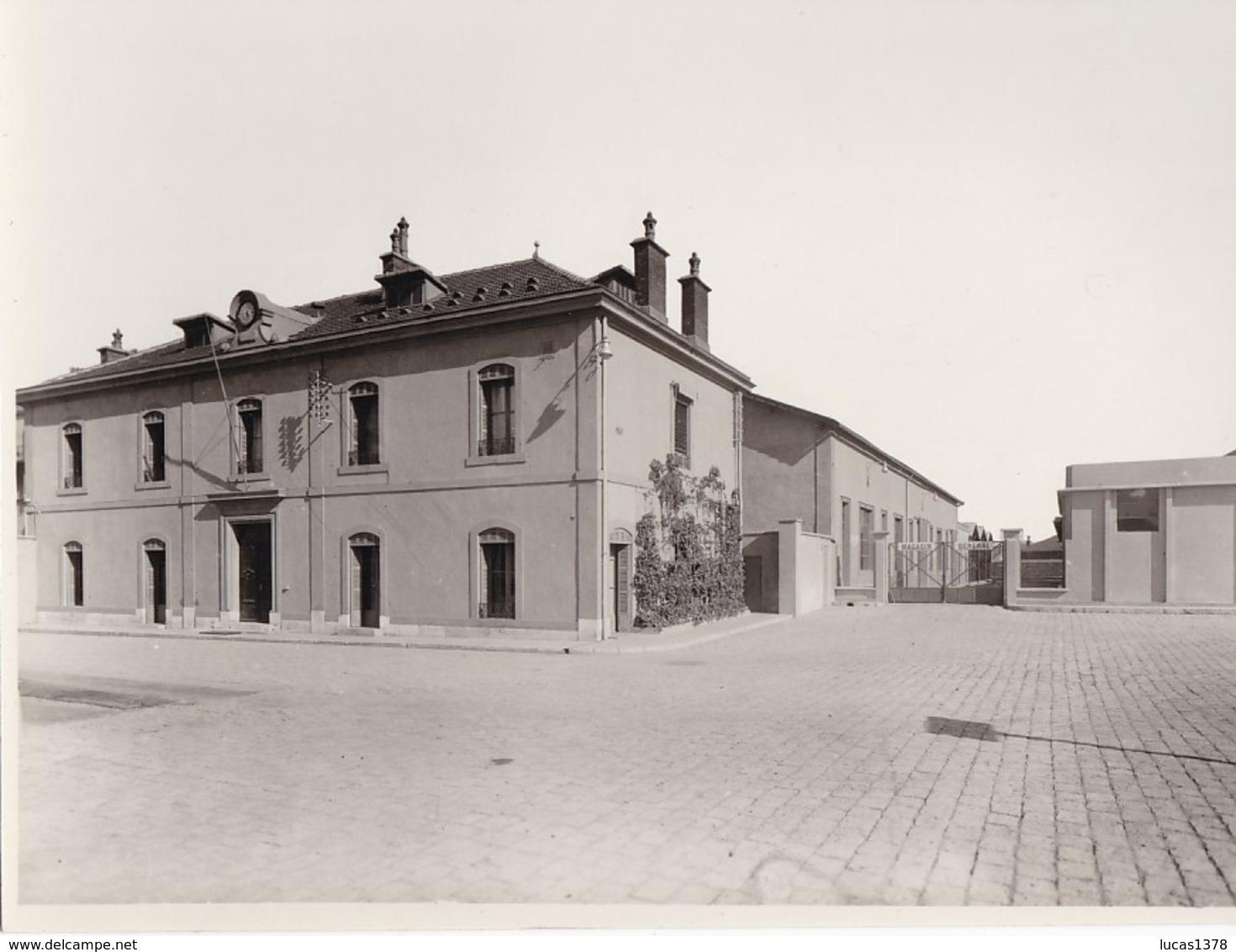 MARSEILLE  / 49 GRANDES PHOTOS USINE DE COKE VERS LE CANET / VOIR PREMIERES PHOTOS / ANNEES 50.60 / RARE +++ - L'Estaque