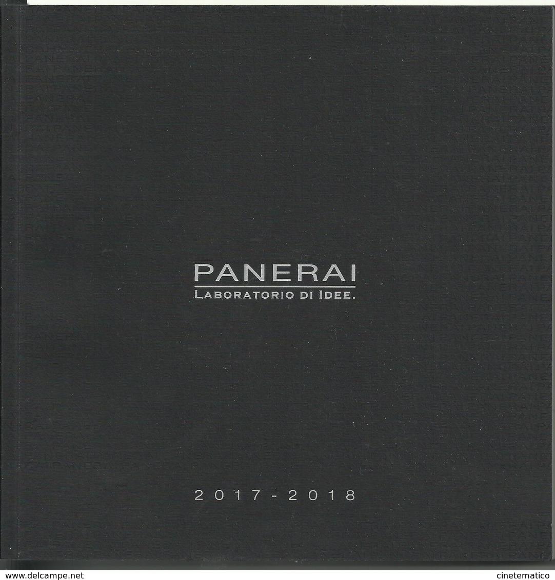 Catalogo PANERAI 2017 - 2018 - Gioielli & Orologeria