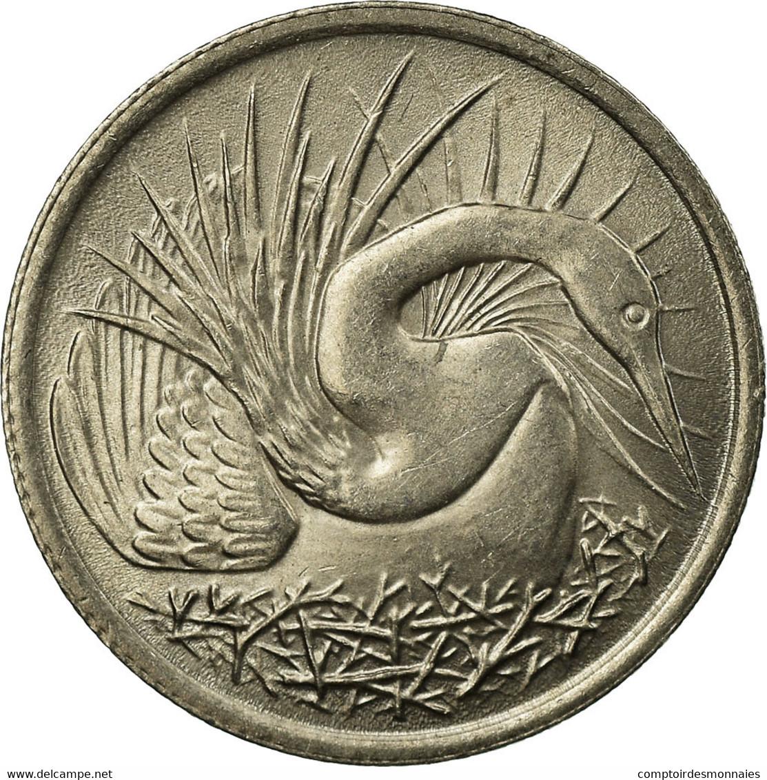 Monnaie, Singapour, 5 Cents, 1978, Singapore Mint, TTB, Copper-nickel, KM:2 - Singapour